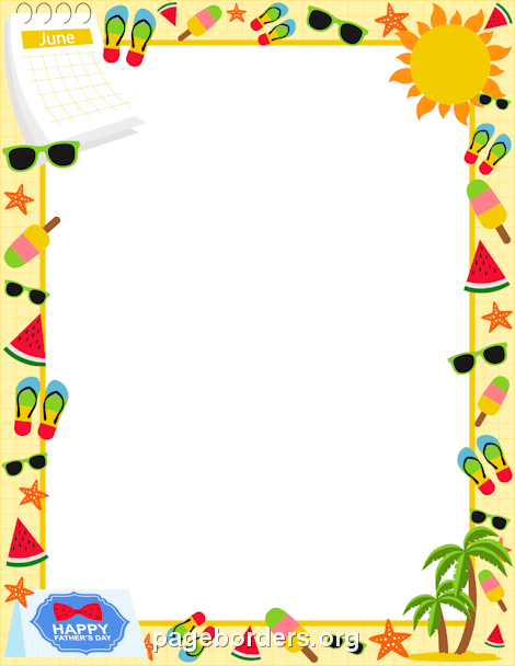 20607 Borders free clipart.