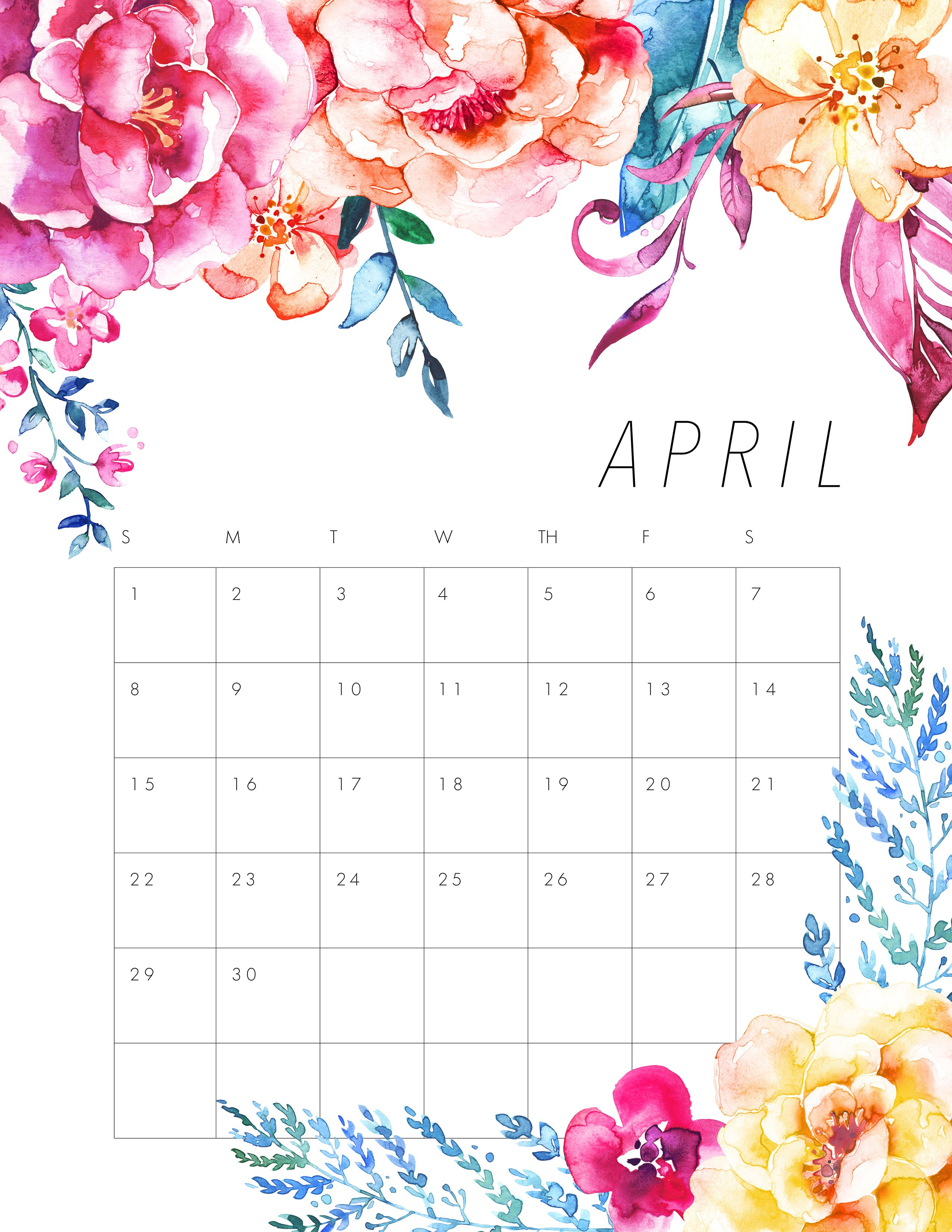 Calendar clipart april 2017, Calendar april 2017 Transparent.