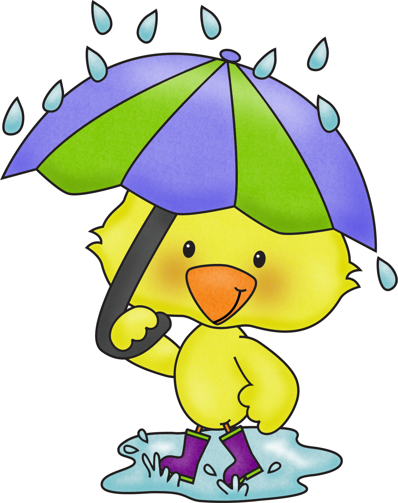 April Showers Clip Art & April Showers Clip Art Clip Art Images.