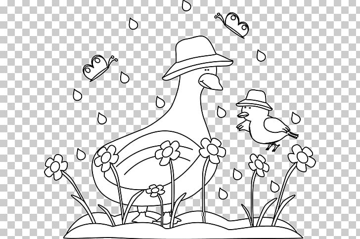 Black And White Spring PNG, Clipart, Angle, April Shower.