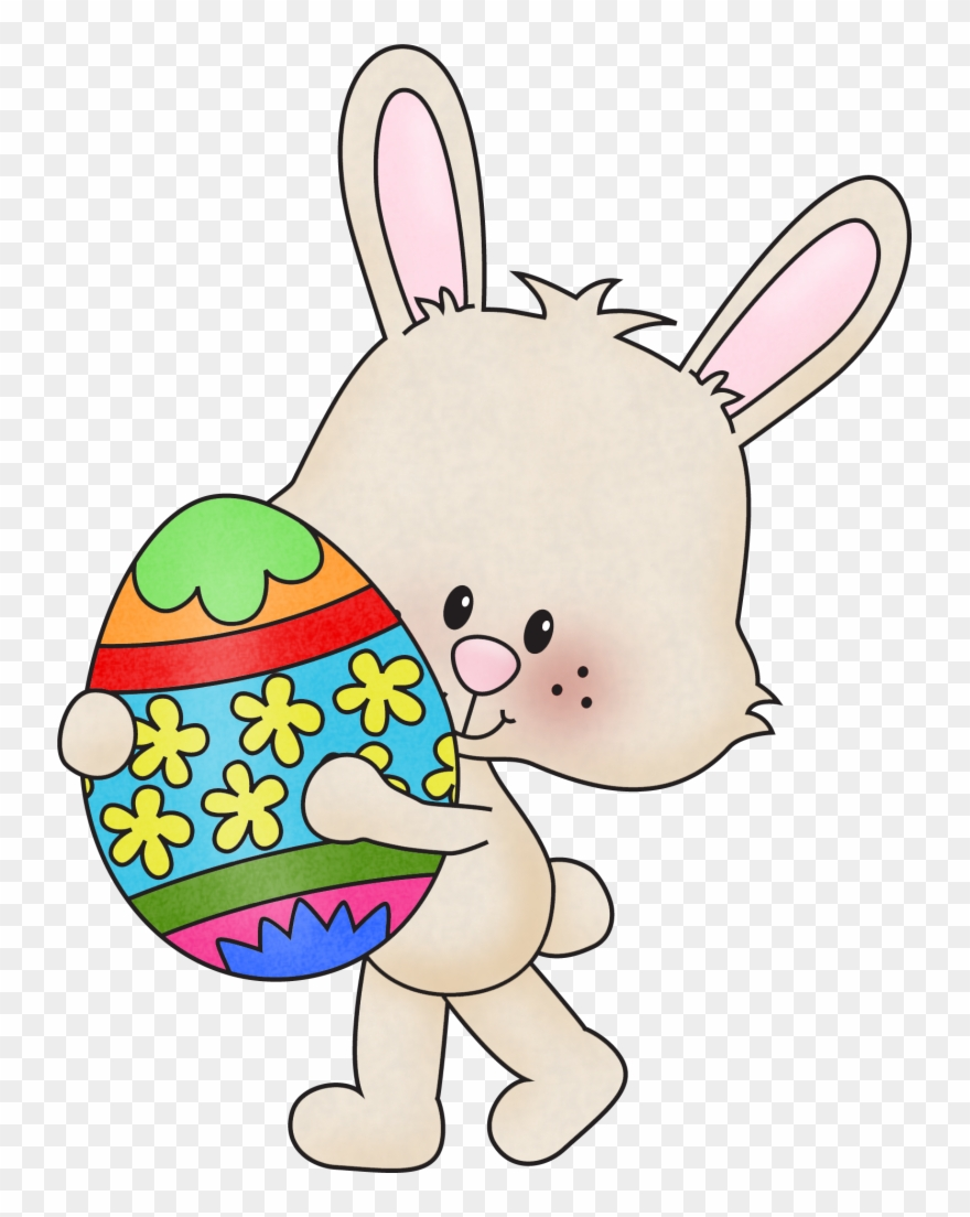 Clipart Of Edge, Easter And April News.
