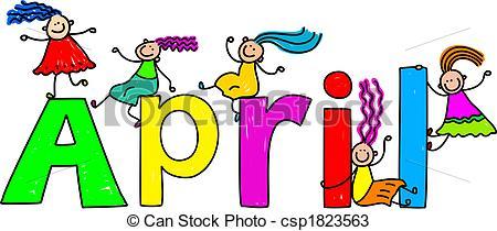 April clipart images » Clipart Station.