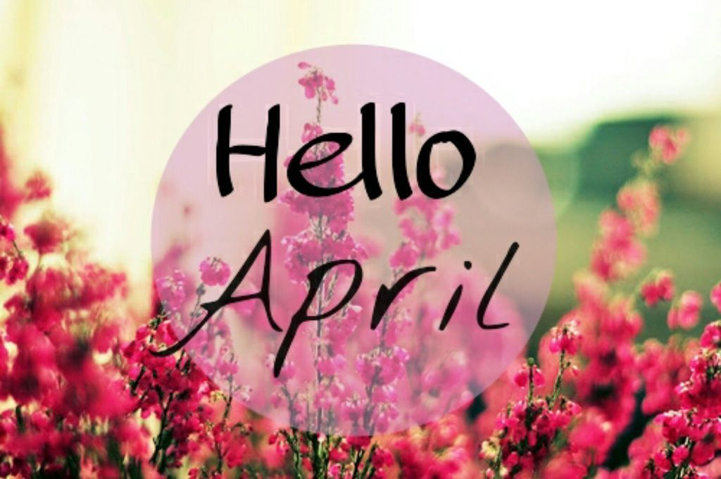 Hello April Images Tumblr.