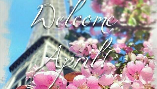 Welcome April Images Quotes, Pictures, Flowers, Photos For.