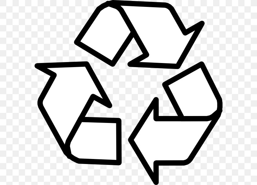 Recycling Symbol Clip Art, PNG, 600x590px, Recycling, Area.