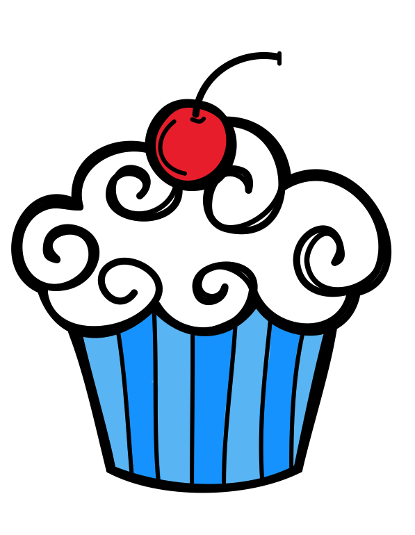 Free January Cupcakes Cliparts, Download Free Clip Art, Free.