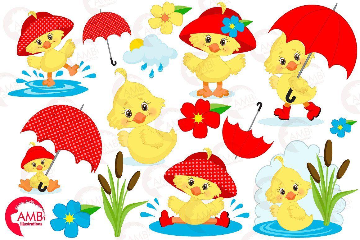 April clipart duck, April duck Transparent FREE for download.