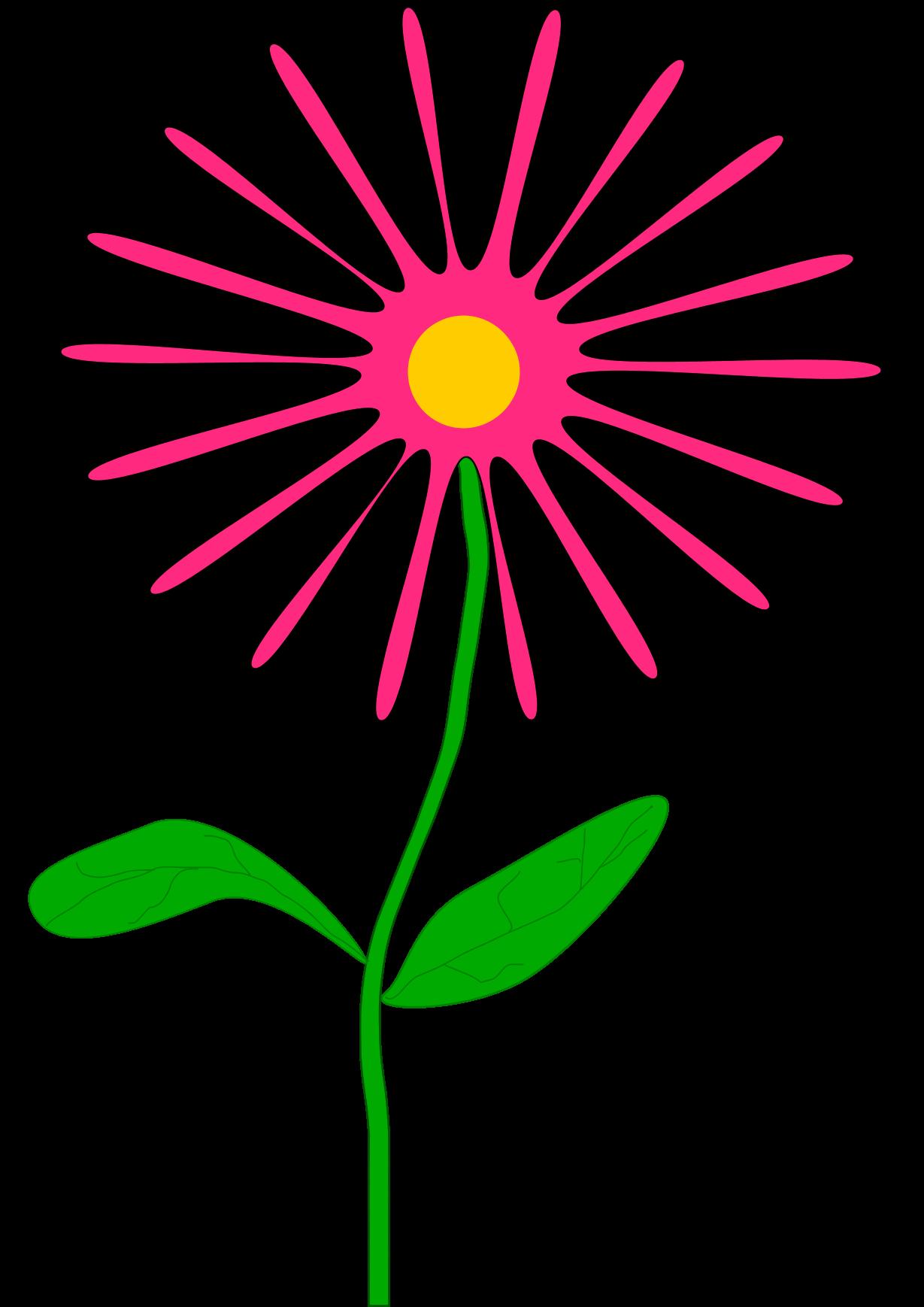 April flowers clipart 3.