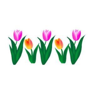 April flowers clip art spring flowers tumundografico.