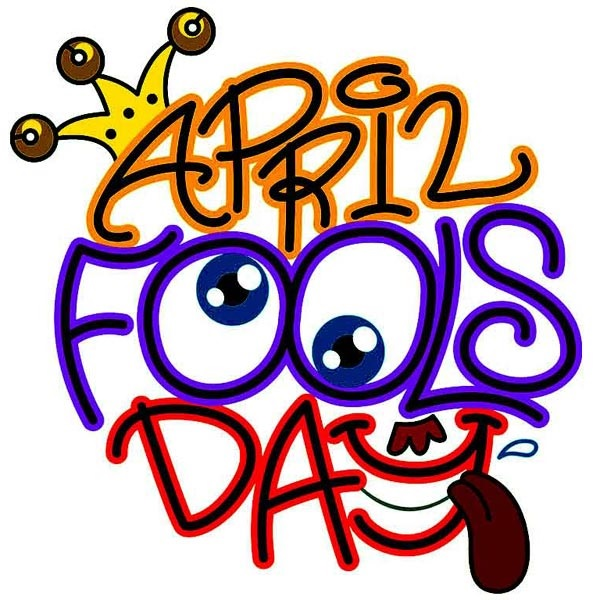 Free April Fools Clipart.
