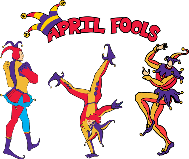April Fools Day Clip Art [Best Collection].