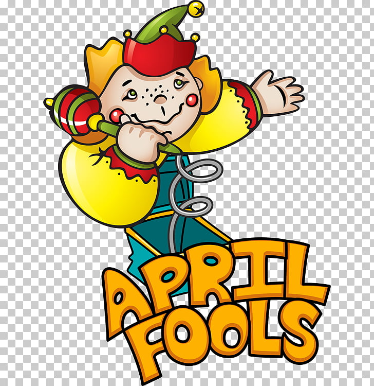 April Fool\'s Day Jester , April Fools Day PNG clipart.