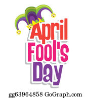 April Fools Day Clip Art.