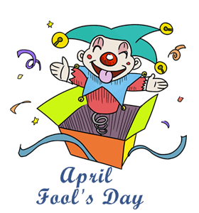 April Fool\'s Day.