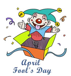April Fool\'s Day.
