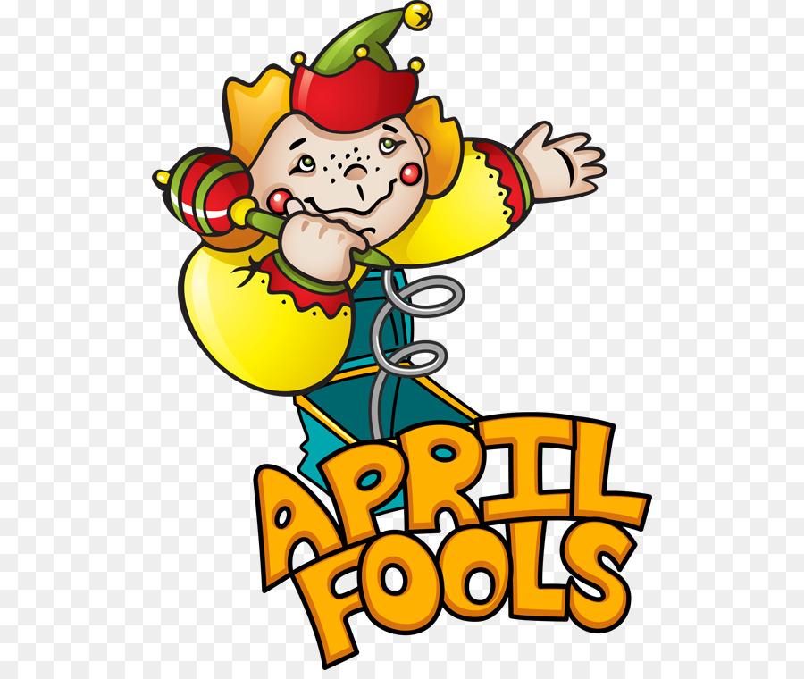 April Fool\'s Day Jester Clip art.