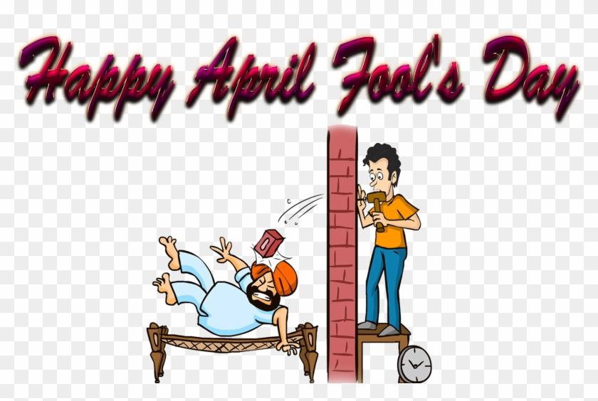 Happy April Fool's Day Png Images.