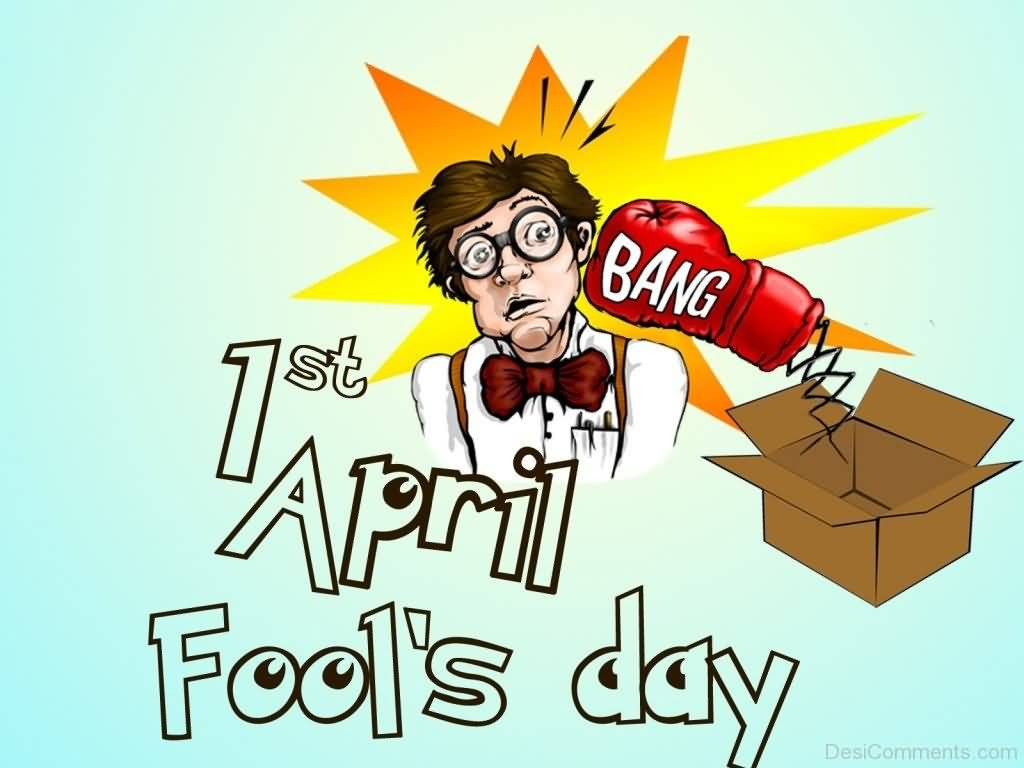 50+ Beautiful April Fools Day Wish Pictures And Images.