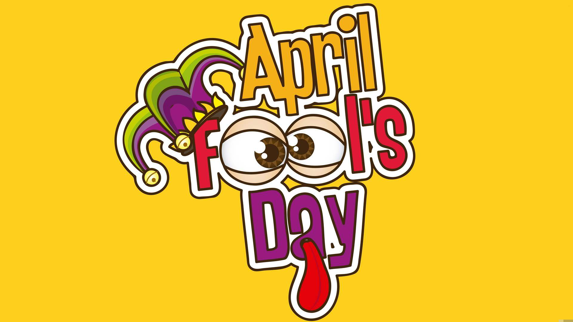 Pictures april fool day HD wallpaper.