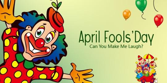 April Fools\' Day.