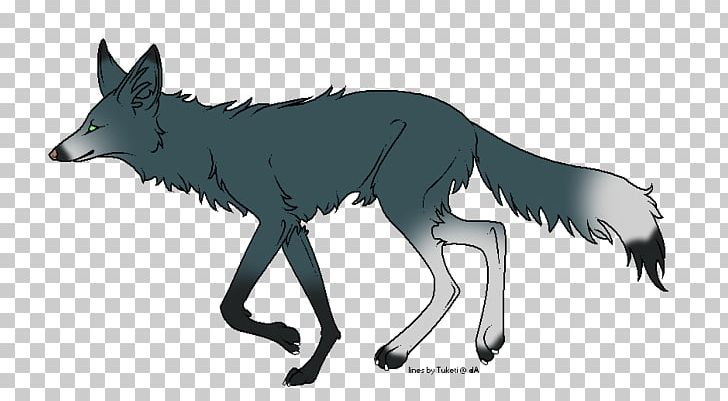 Red Fox Gray Wolf Snout Line Art PNG, Clipart, Animals.