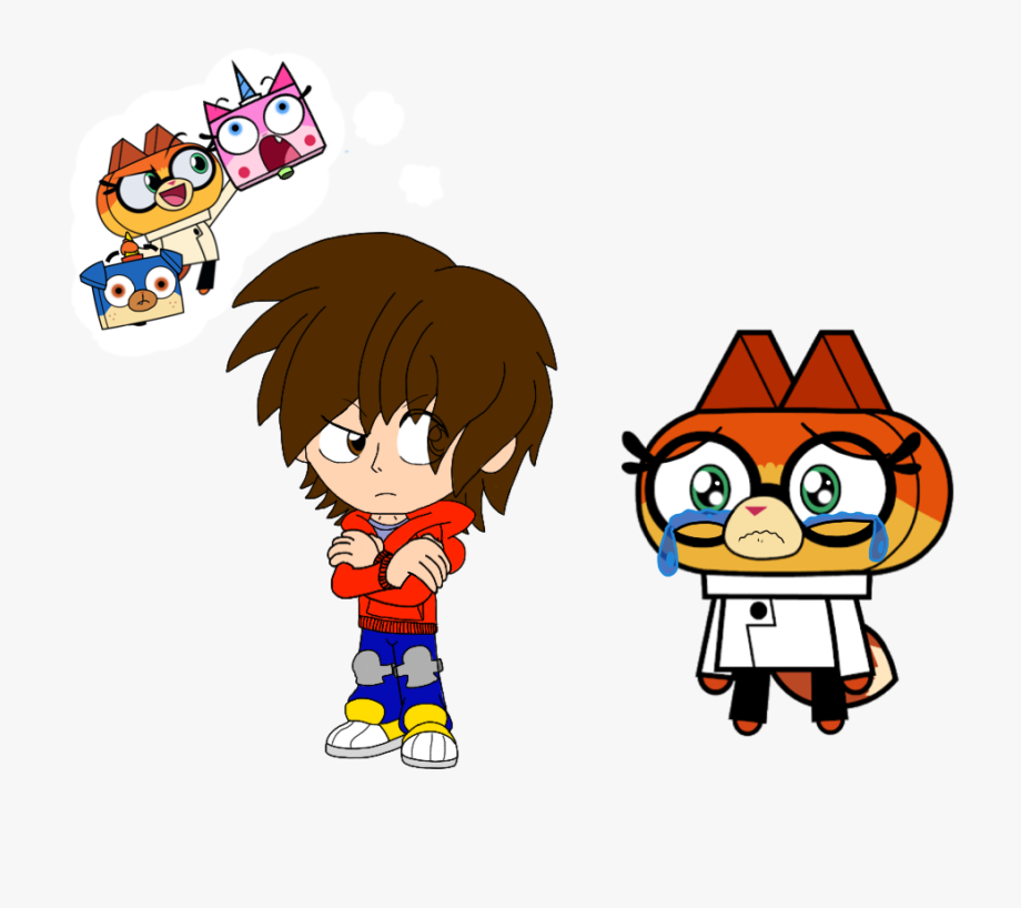 Transparent Unikitty Png.