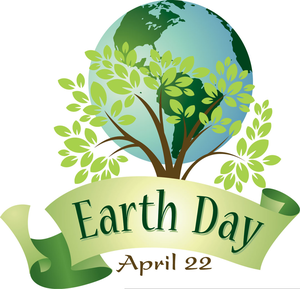 Free Clipart Earth Day April.