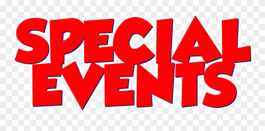 Special Events Clipart.