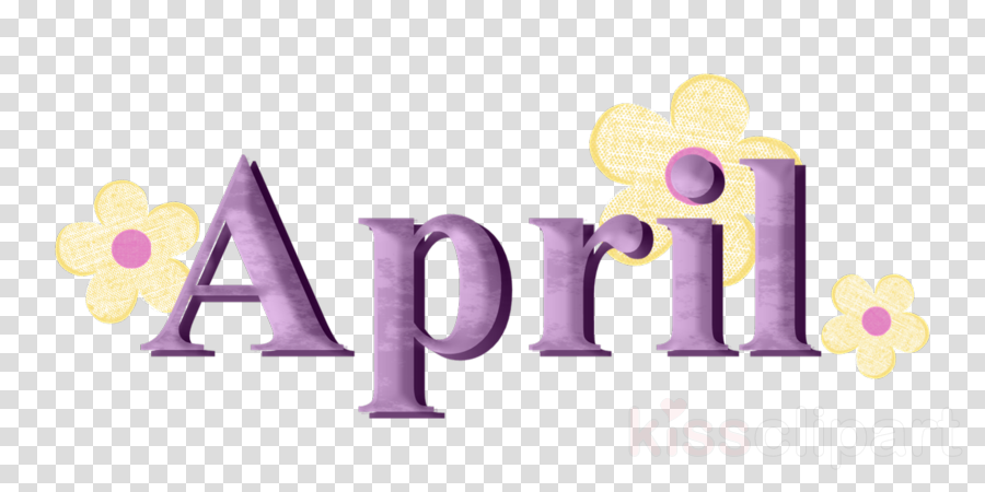 April, transparent png image & clipart free download.