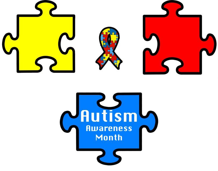 Celebrating autism.