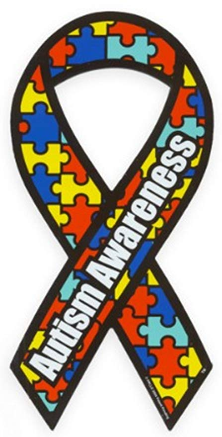 Amazon.com : Autism Awareness Car Magnet.