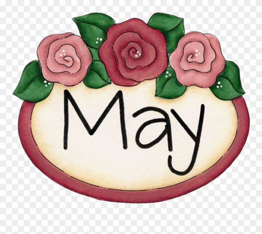 May Calendar Clipart Free.