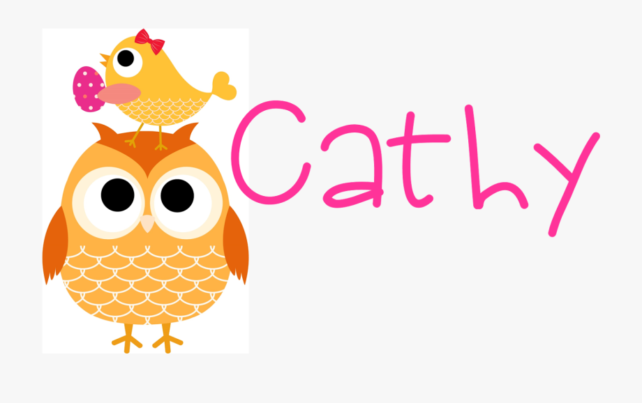 Owl Clipart April.