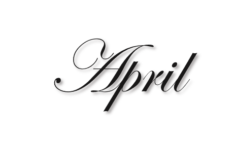 April PNG Images Transparent Free Download.