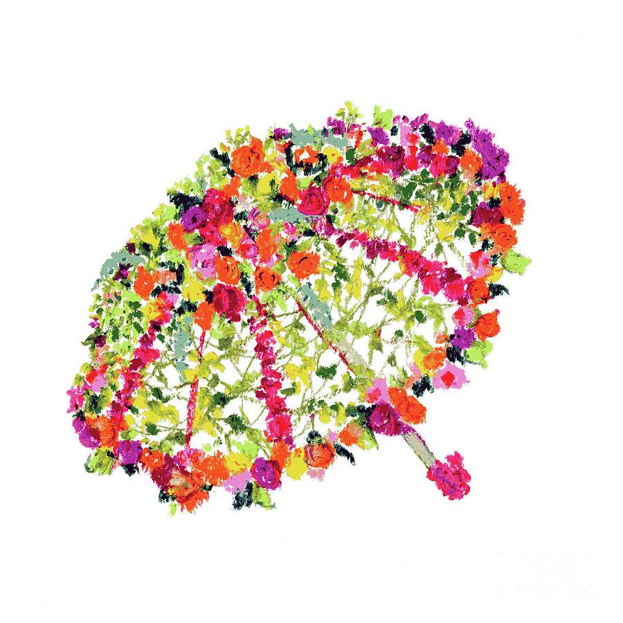 April Showers Bring May Flowers by Lauren Heller.