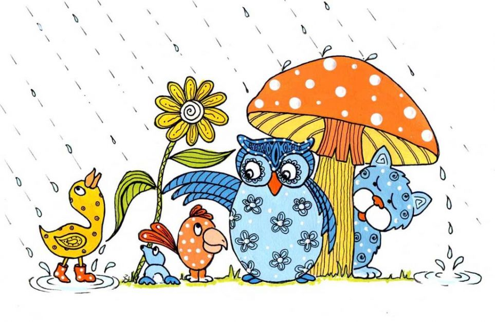 Clipart for april showers » Clipart Station.