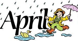 April showers clipart » Clipart Portal.