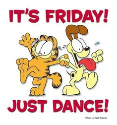 Free TGIF Clipart Pictures.