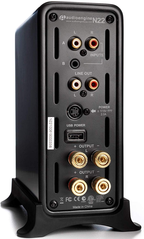 Audioengine N22 Desktop Audio Amplifier.
