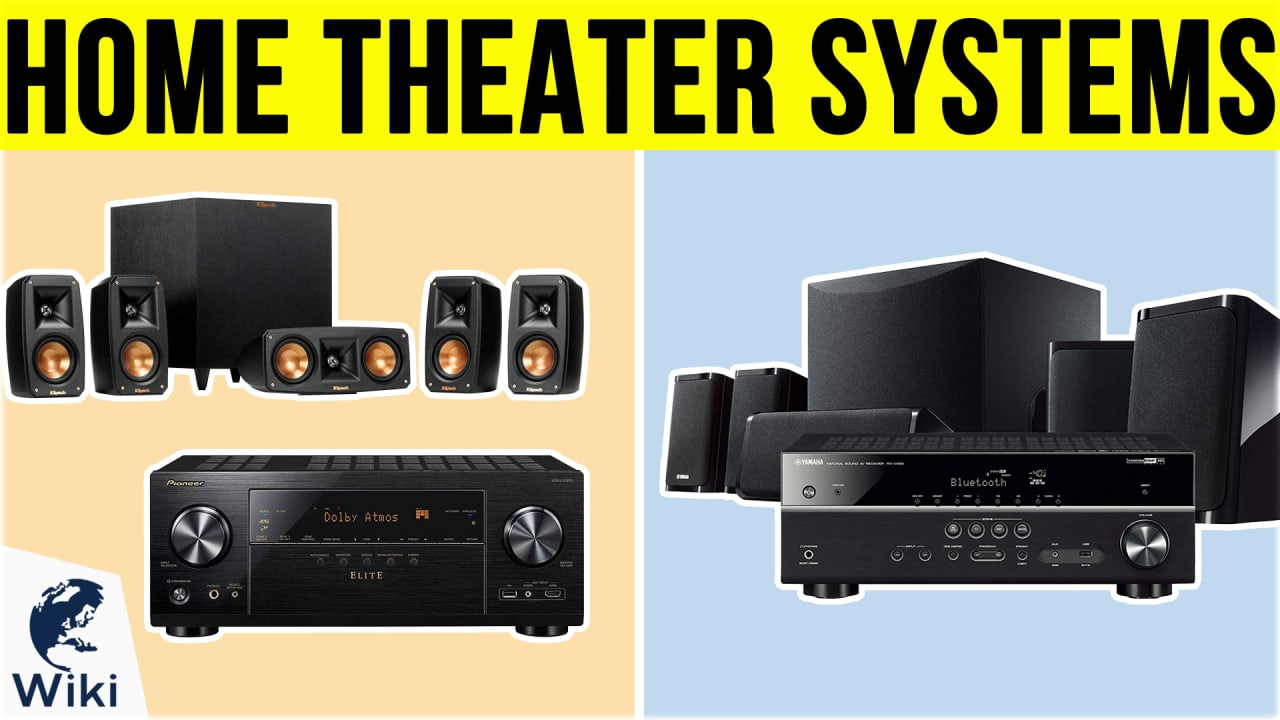 Top 8 Home Theater Systems of 2019.