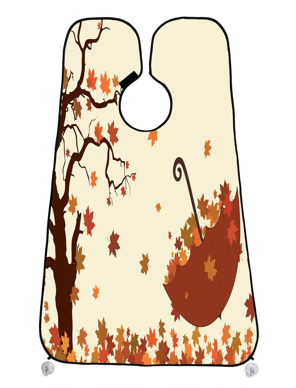 Amazon.com: Fallen Leaves in Autumn Beard Shave Apron Beard.