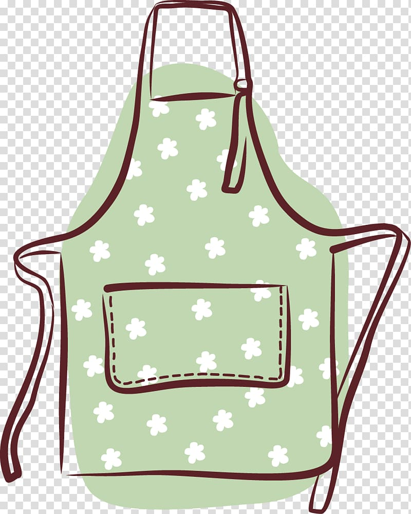 Apron Kitchen, Kitchen Apron transparent background PNG.