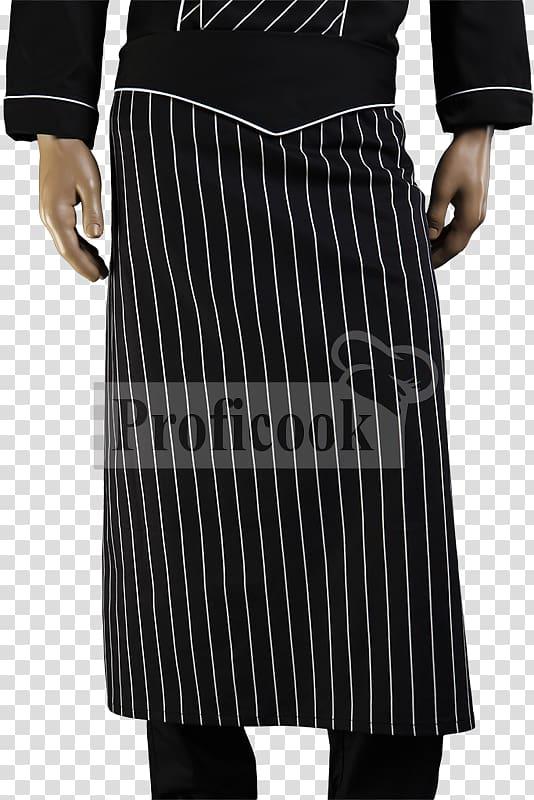 Apron Skirt Leather Pocket Clothing, dress transparent.