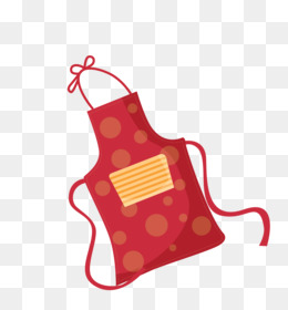 Red Apron PNG and Red Apron Transparent Clipart Free Download..
