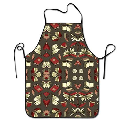 Amazon.com: Chefs Apron Clipart Books Funny Kitchen Aprons Cooking.