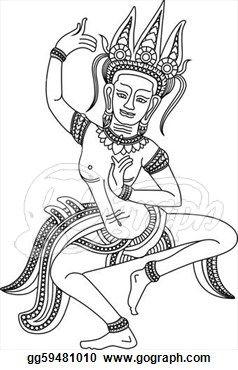 Apsara(Draw Me).