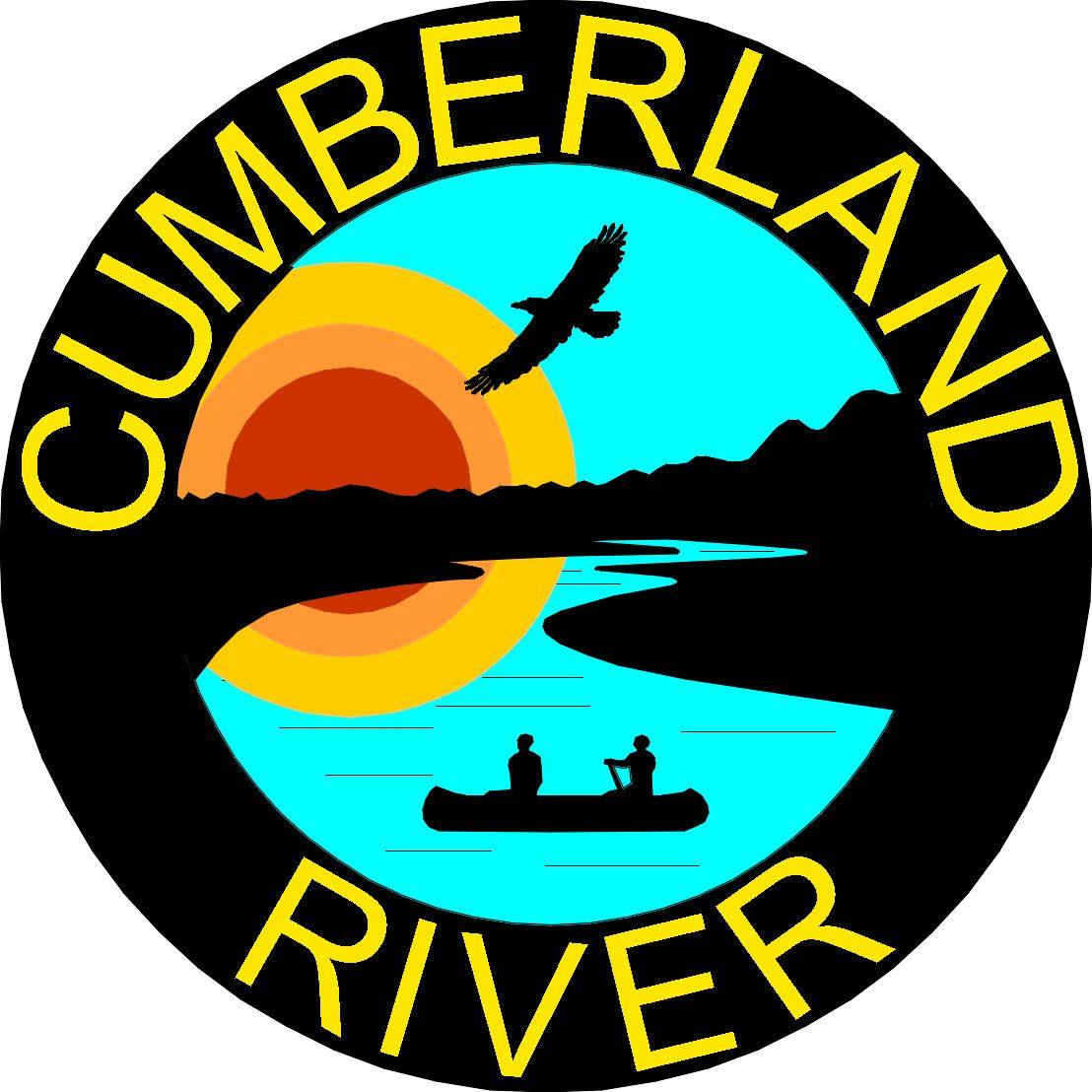 Cumberland River logo that is aptly designed for this.