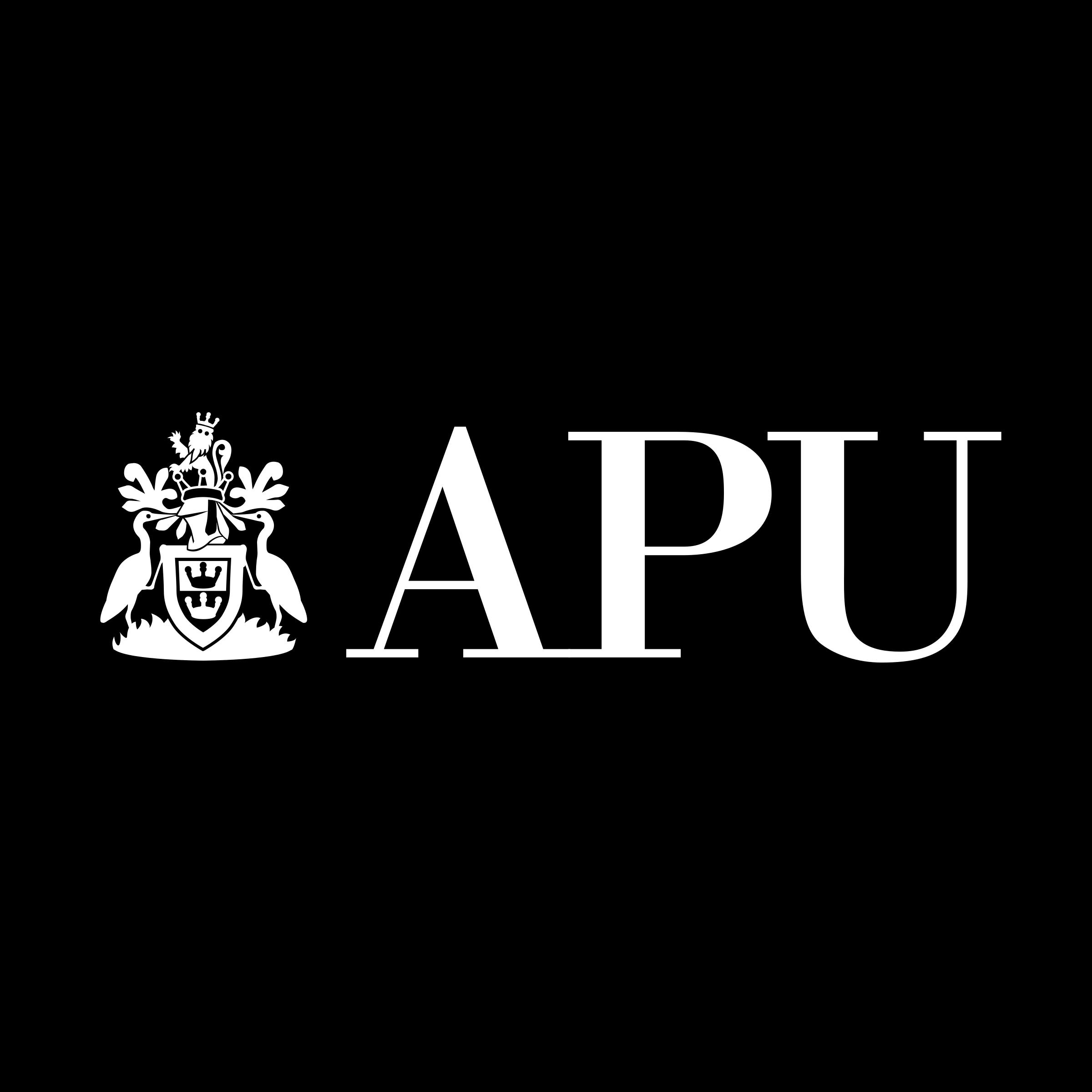 APU 01 Logo PNG Transparent & SVG Vector.