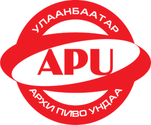 Apu logo download free clipart with a transparent background.