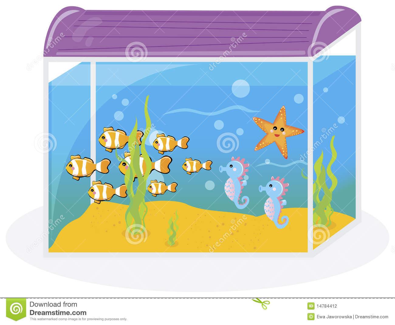 Aquarium Clipart.